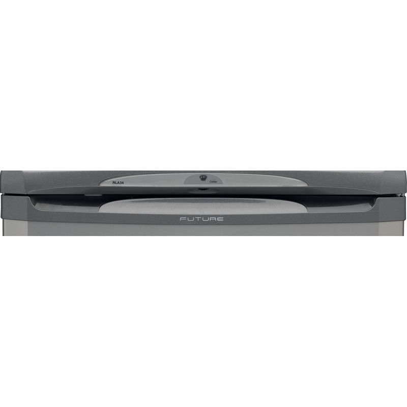 Hotpoint-Refrigerator-Free-standing-RLA36G.1-Graphite-Control_Panel