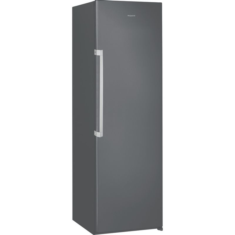 Hotpoint-Refrigerator-Free-standing-SH8-1Q-GRFD-UK.1-Graphite-Perspective