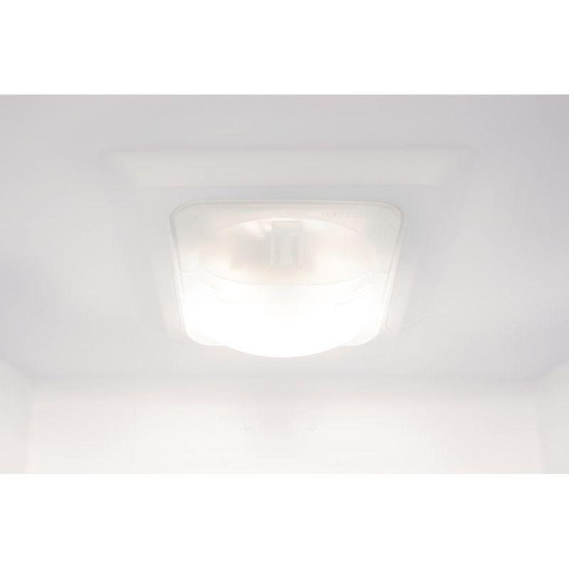 Hotpoint-Fridge-Freezer-Free-standing-HBNF-5517-S-UK-Silver-2-doors-Lifestyle-control-panel