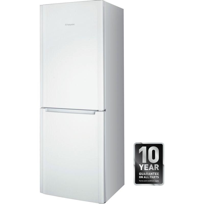 Hotpoint-Fridge-Freezer-Free-standing-FFUL-1913-P.1-White-2-doors-Award