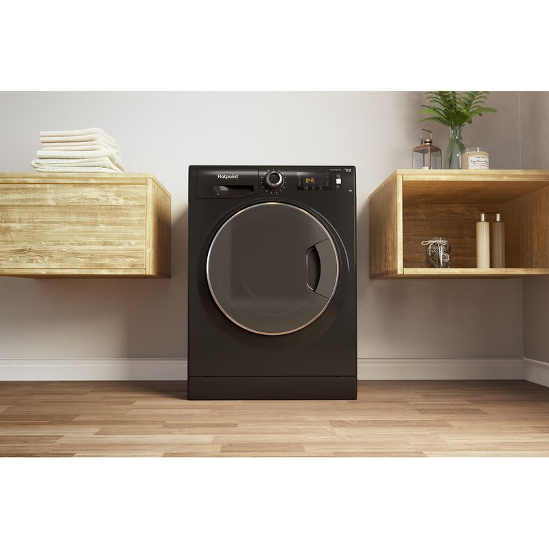 Hotpoint-Washing-machine-Free-standing-NLLCD-1065-DGD-AW-UK-Dark-Grey-Front-loader-A----Lifestyle_Frontal
