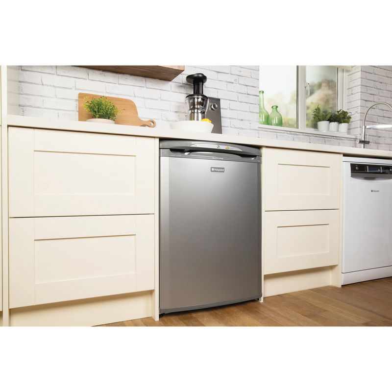 Hotpoint-Freezer-Free-standing-FZA36G.1-Graphite-Lifestyle-perspective