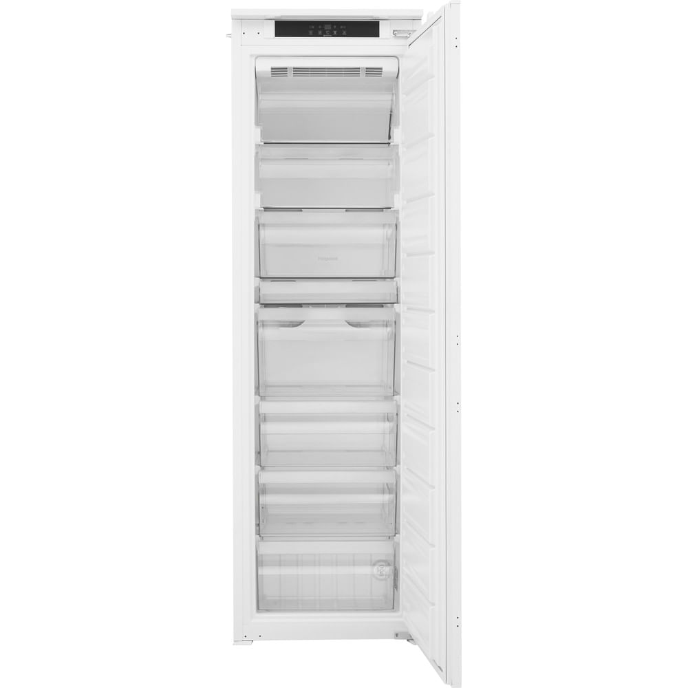 Hotpoint Freezer Vertical HF 1801 E F AA.UK.1 : discover the specifications of our home appliances and bring the innovation into your house and family.