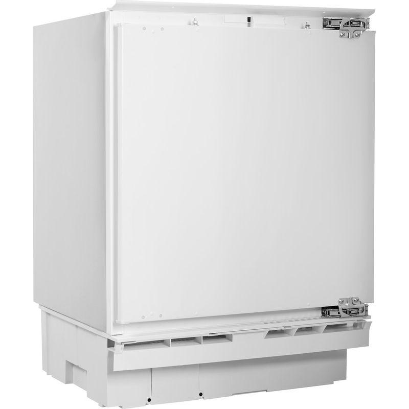 Hotpoint-Freezer-Built-in-HZ-A1.UK.1-Steel-Perspective