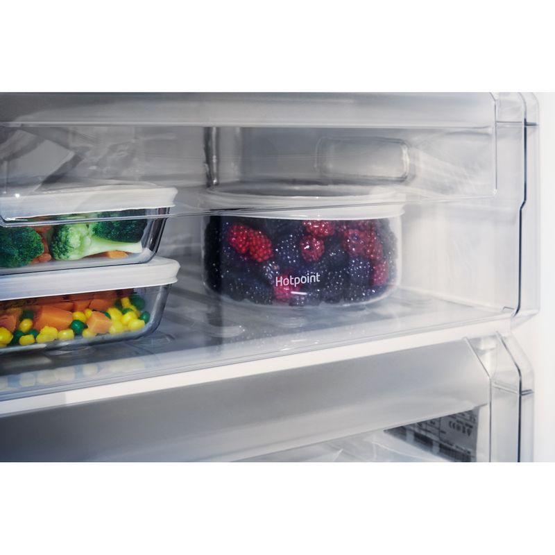 Hotpoint-Freezer-Built-in-HZ-A1.UK.1-Steel-Drawer