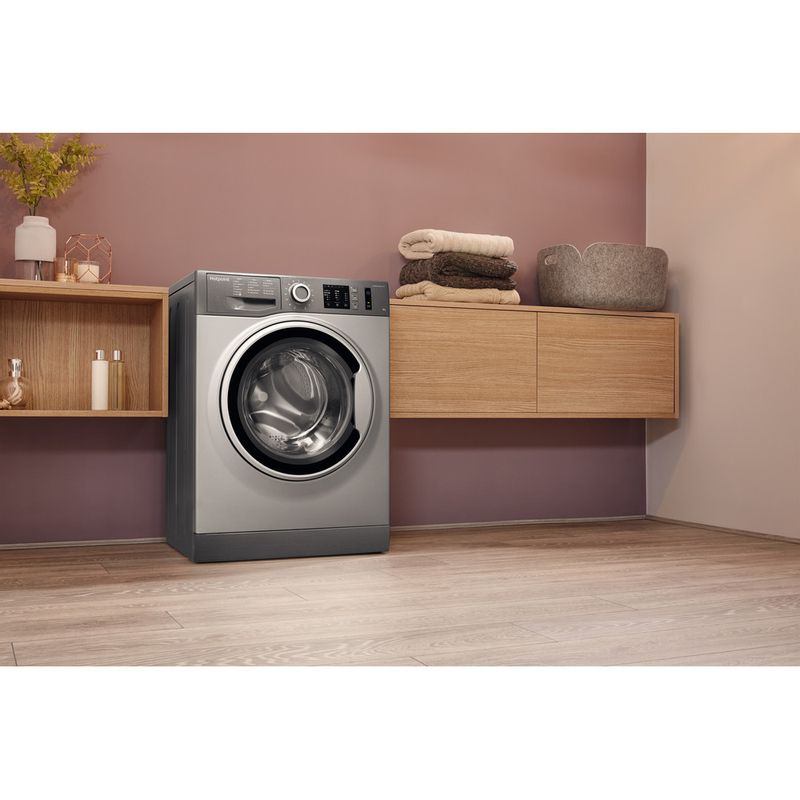 Hotpoint-Washing-machine-Free-standing-NM10-844-GS-UK-Graphite-Front-loader-A----Lifestyle_Perspective