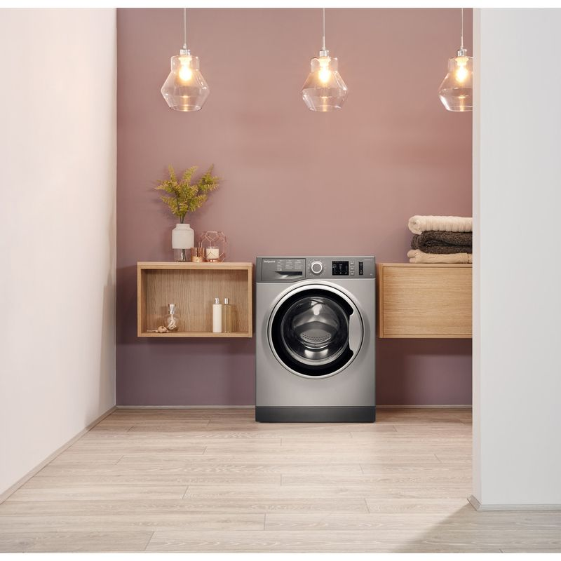 Hotpoint-Washing-machine-Free-standing-NM10-844-GS-UK-Graphite-Front-loader-A----Lifestyle_Frontal