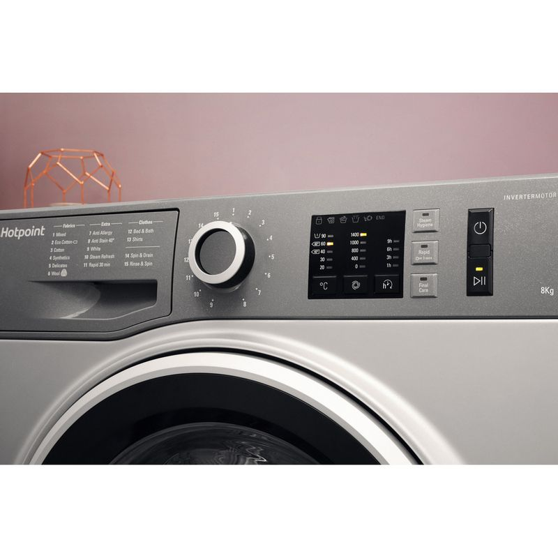 Hotpoint-Washing-machine-Free-standing-NM10-844-GS-UK-Graphite-Front-loader-A----Lifestyle_Control_Panel
