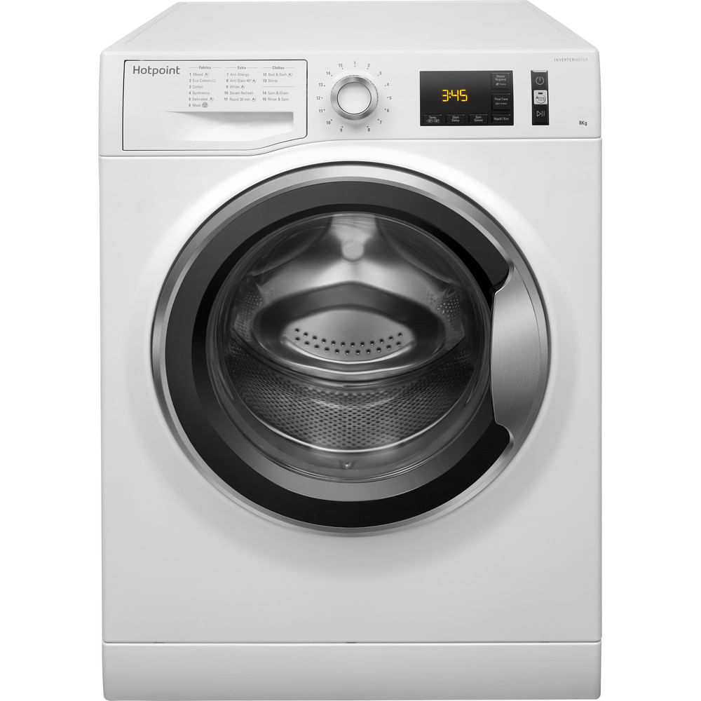 Hotpoint Freestanding Washing Machine NM11 845 WC A UK : discover the specifications of our home appliances and bring the innovation into your house and family.