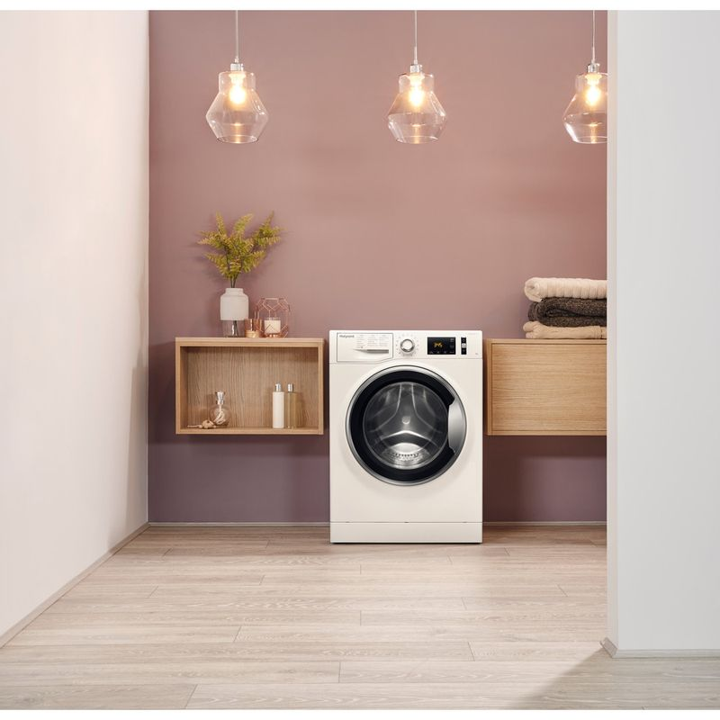 Hotpoint-Washing-machine-Free-standing-NM11-845-WC-A-UK-White-Front-loader-A----Lifestyle_Frontal