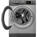 Hotpoint-Washing-machine-Free-standing-NM11-845-GC-A-UK-Graphite-Front-loader-A----Frontal_Open