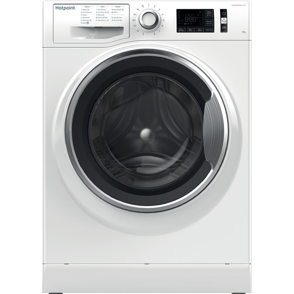 Hotpoint Freestanding Washing Machine NM11 946 WC A UK : discover the specifications of our home appliances and bring the innovation into your house and family.
