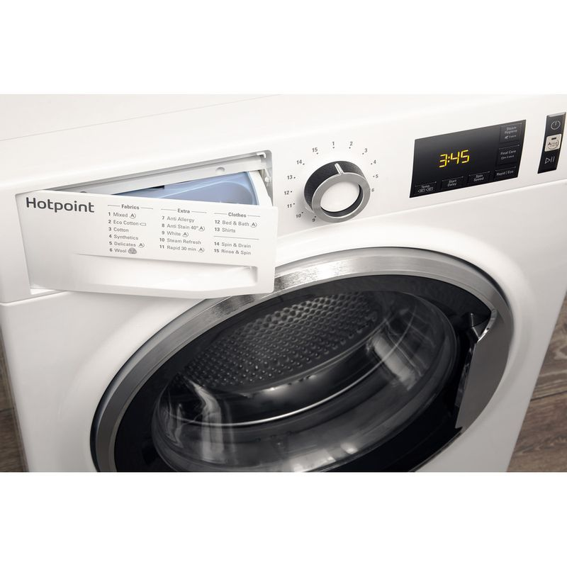 Hotpoint-Washing-machine-Free-standing-NM11-946-WC-A-UK-White-Front-loader-A----Drawer