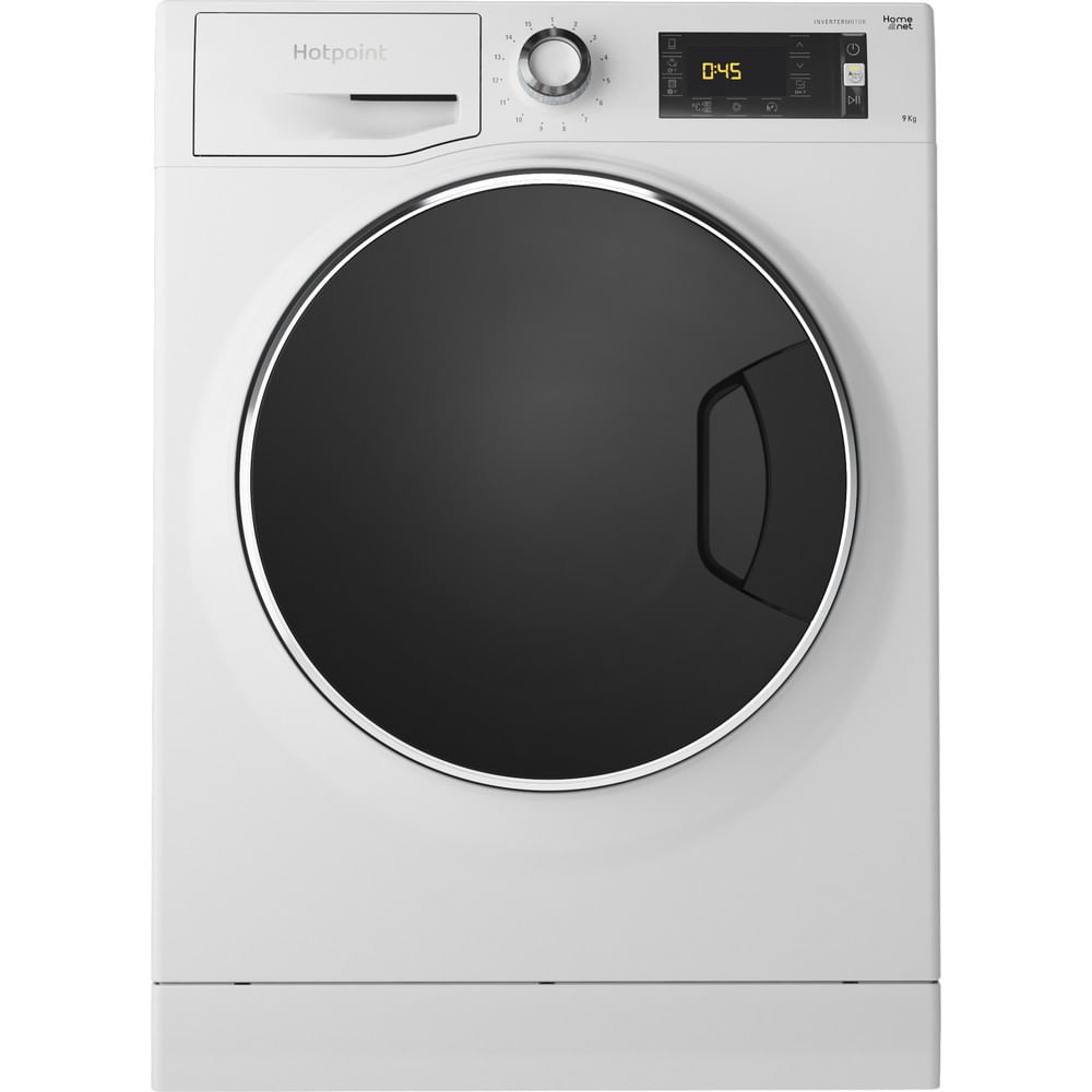 Hotpoint Freestanding Washing Machine NLLCD 947 WD ADW UK : discover the specifications of our home appliances and bring the innovation into your house and family.