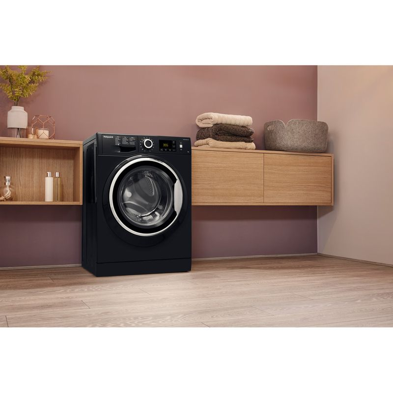 Hotpoint-Washing-machine-Free-standing-NM11-964-BC-A-UK-Black-Front-loader-A----Lifestyle_Perspective