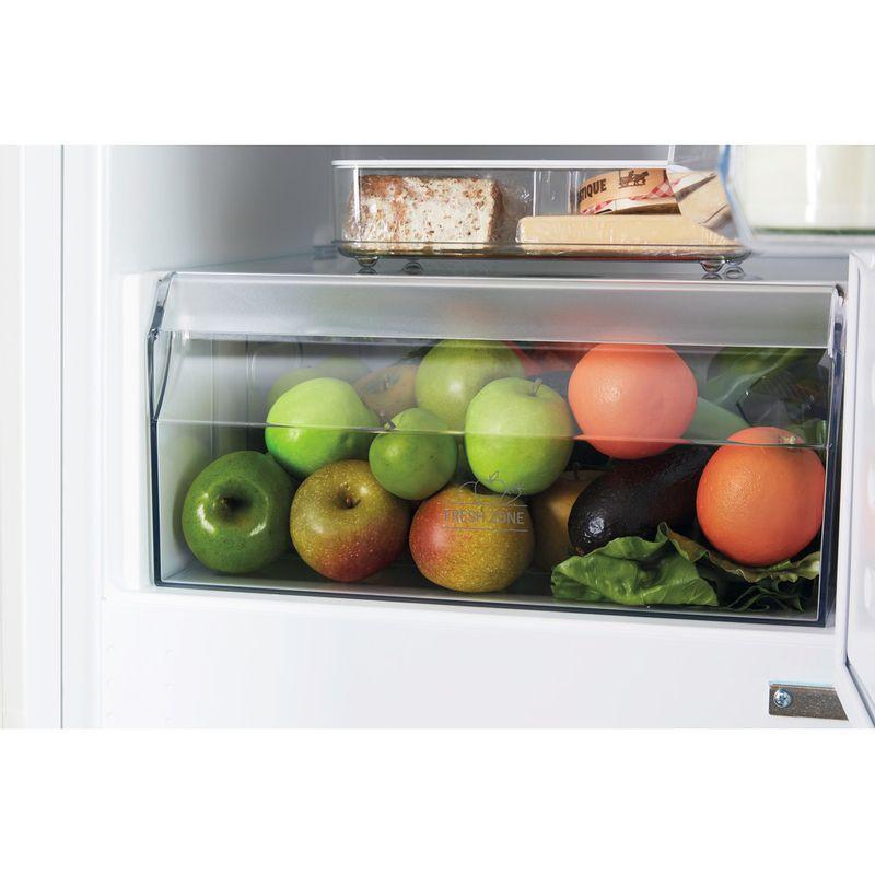 Hotpoint-Fridge-Freezer-Built-in-HMCB-7030-AA.UK.1-White-2-doors-Drawer