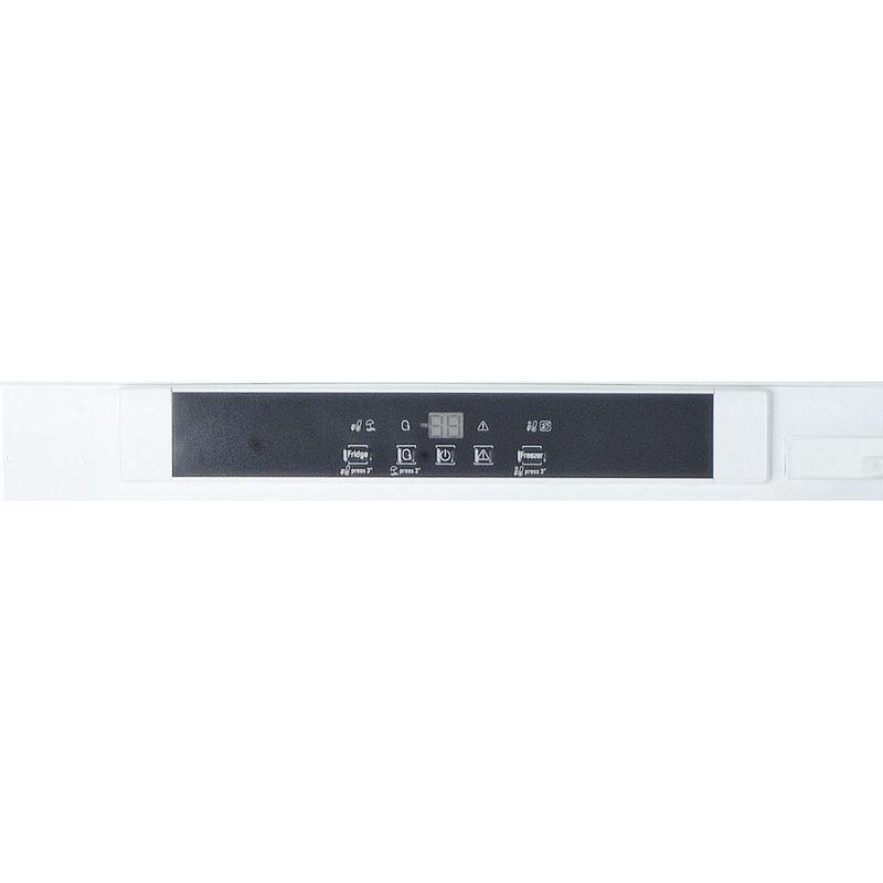 Hotpoint-Fridge-Freezer-Built-in-HM-7030-E-C-AA-O3.1-White-2-doors-Control-panel