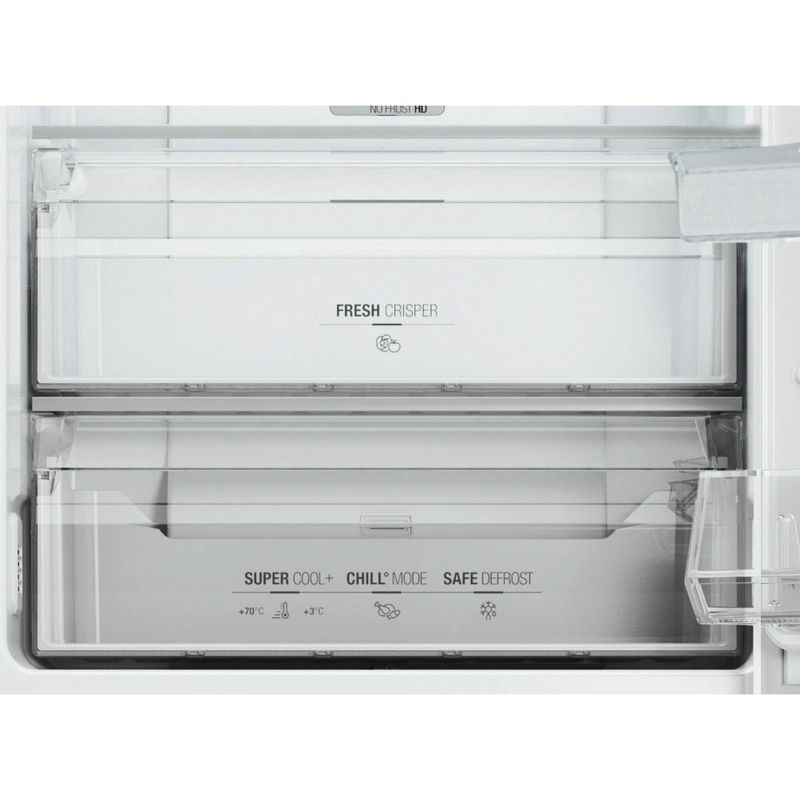 Hotpoint-Fridge-Freezer-Free-standing-XAL85-T1I-W-WTD.1-White-2-doors-Drawer