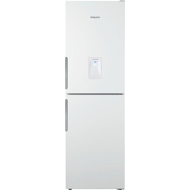 Hotpoint-Fridge-Freezer-Free-standing-LAL85-FF1I-W-WTD.1-White-2-doors-Frontal