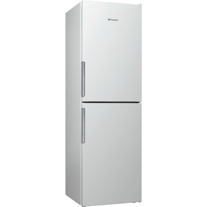 Hotpoint-Fridge-Freezer-Free-standing-LAO85-FF1I-W.1-White-2-doors-Perspective