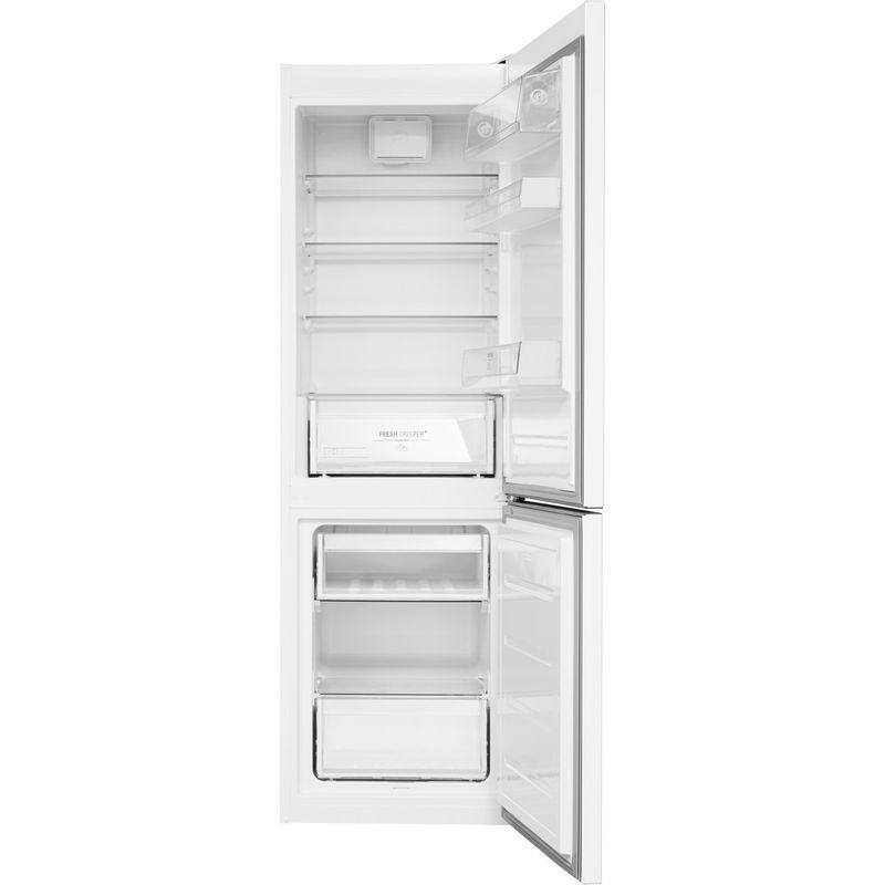Hotpoint-Fridge-Freezer-Free-standing-H8-A1E-W-UK.1-White-2-doors-Frontal-open