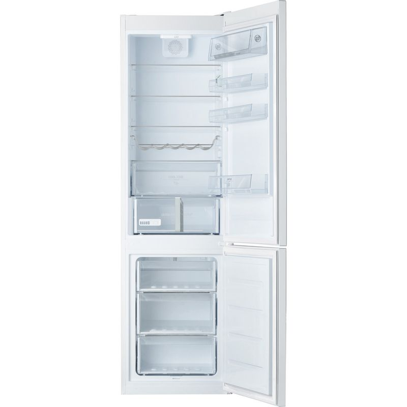 Hotpoint-Fridge-Freezer-Free-standing-H9-A1E-W-O3-UK.1-White-2-doors-Frontal_Open