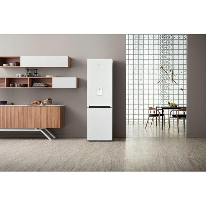 Hotpoint-Fridge-Freezer-Free-standing-H8-A1E-W-WTD-UK.1-White-2-doors-Lifestyle-frontal