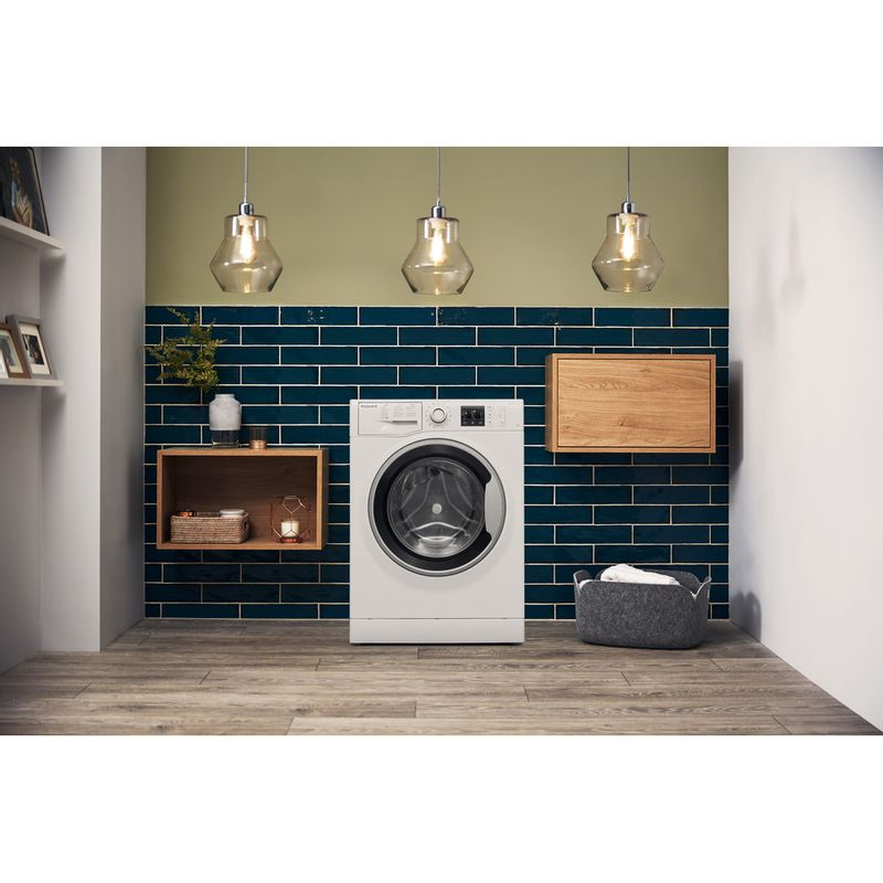 Hotpoint-Washing-machine-Free-standing-NM10-944-WS-UK-White-Front-loader-A----Lifestyle-frontal