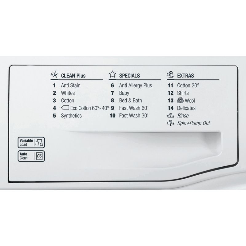 Hotpoint-Washing-machine-Free-standing-FML-842-P-UK-White-Front-loader-A---Program