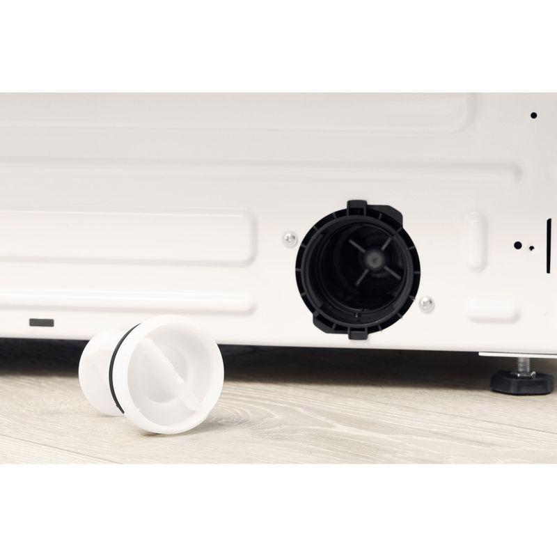 Hotpoint-Washer-dryer-Built-in-BI-WDHL-7128-UK-White-Front-loader-Filter