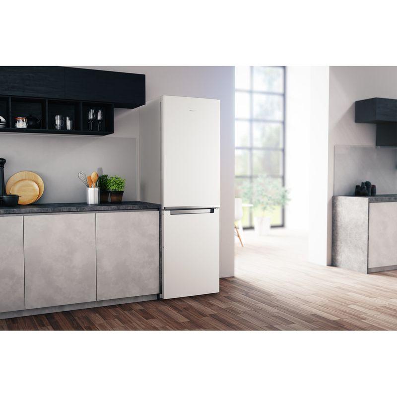 Hotpoint-Fridge-Freezer-Free-standing-H3T-811I-W-Global-white-2-doors-Lifestyle-perspective