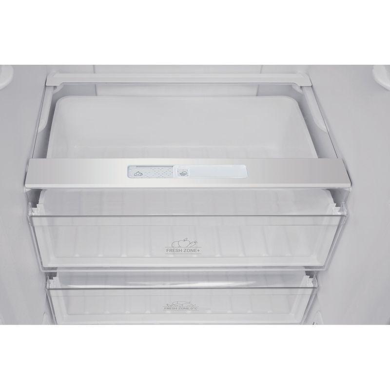 Hotpoint-Fridge-Freezer-Free-standing-H3T-811I-W-Global-white-2-doors-Drawer