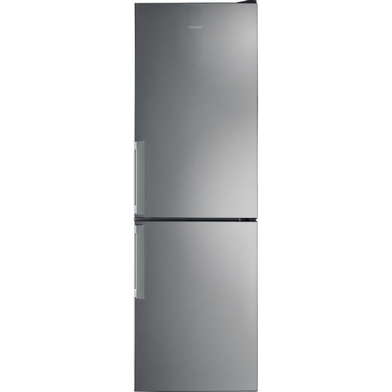 Hotpoint-Fridge-Freezer-Free-standing-H5T-811I-MX-H-Mirror-Inox-2-doors-Frontal