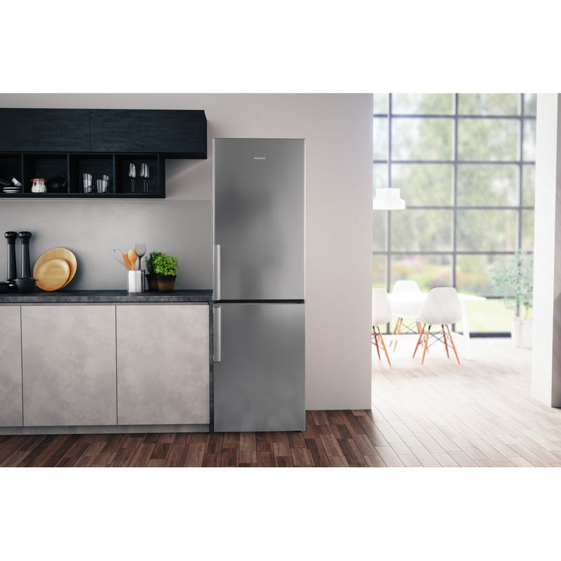 Hotpoint-Fridge-Freezer-Free-standing-H5T-811I-MX-H-Mirror-Inox-2-doors-Lifestyle-frontal