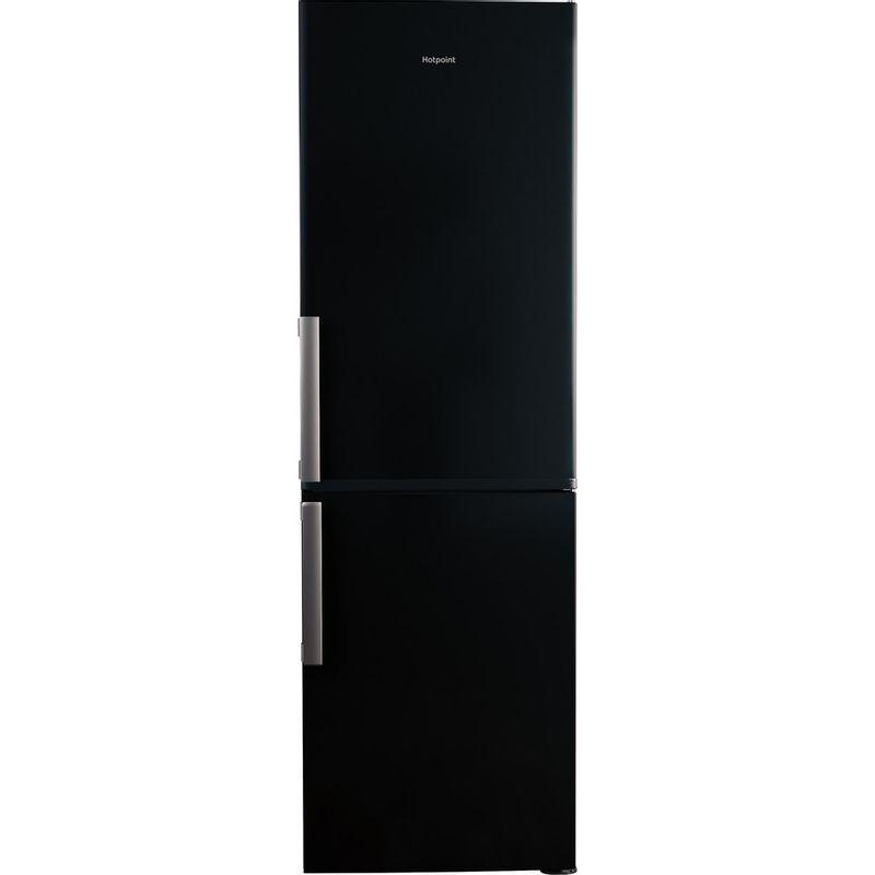 Hotpoint-Fridge-Freezer-Free-standing-H5T-811I-K-H-Black-2-doors-Frontal