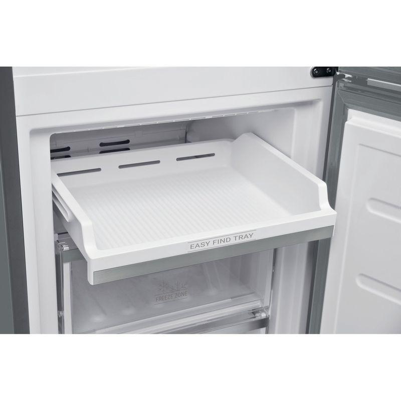 Hotpoint-Fridge-Freezer-Free-standing-H7T-911T-MX-H-Mirror-Inox-2-doors-Drawer