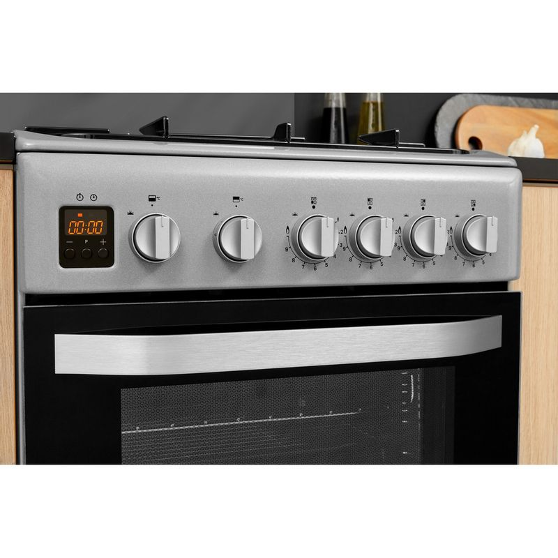 Hotpoint-Double-Cooker-HD5G00CCSS-UK-Silver-A--Enamelled-Sheetmetal-Lifestyle-control-panel