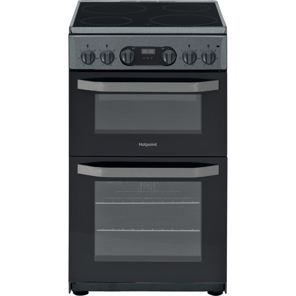 Hotpoint Double Cooker HD5V93CCSS/UK : discover the specifications of our home appliances and bring the innovation into your house and family.