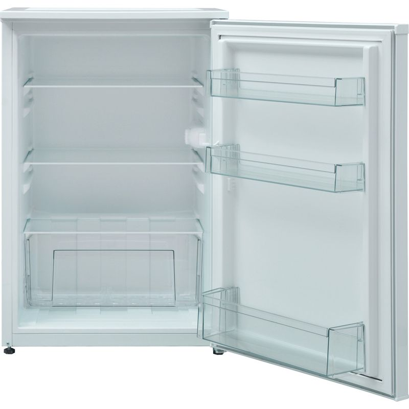 Hotpoint-Refrigerator-Free-standing-H55RM-1110-W-UK-White-Frontal-open