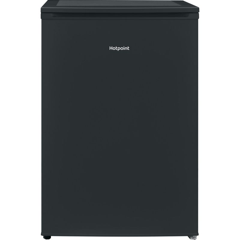 Hotpoint-Refrigerator-Free-standing-H55RM-1110-K-UK-Black-Frontal