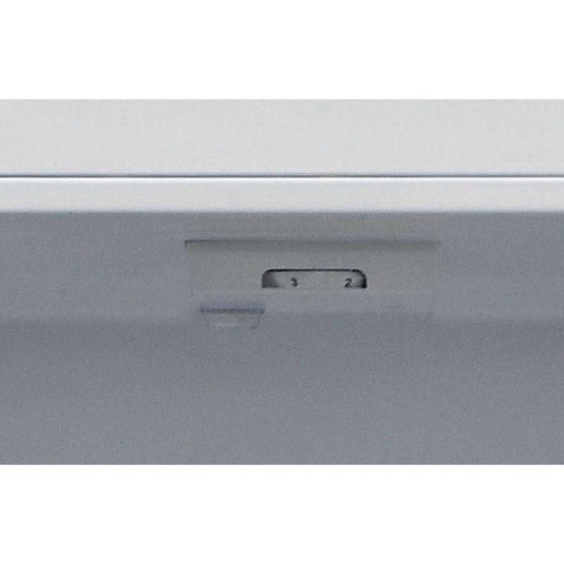 Hotpoint-Fridge-Freezer-Free-standing-HBNF-55181-W-UK-White-2-doors-Control-panel