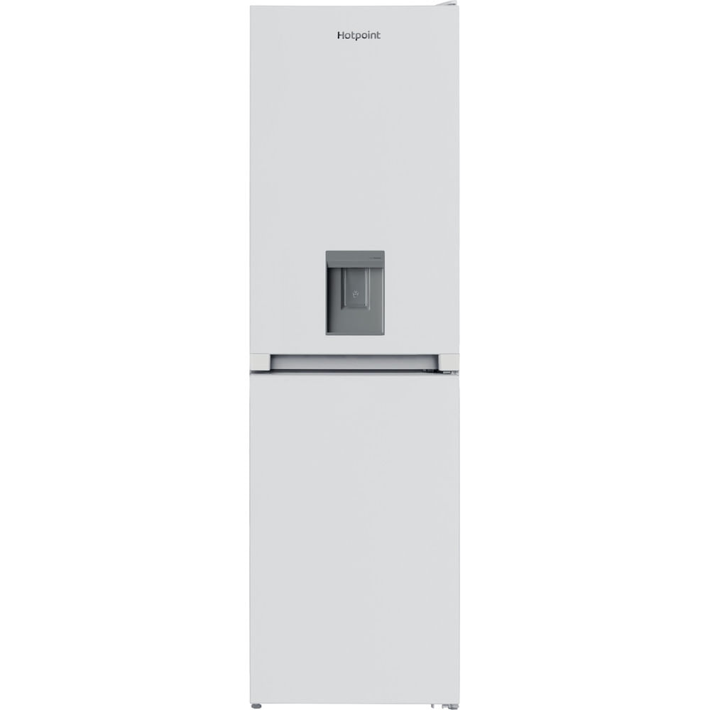 Hotpoint Freestanding fridge freezer HBNF 55181 W AQUA UK : discover the specifications of our home appliances and bring the innovation into your house and family.