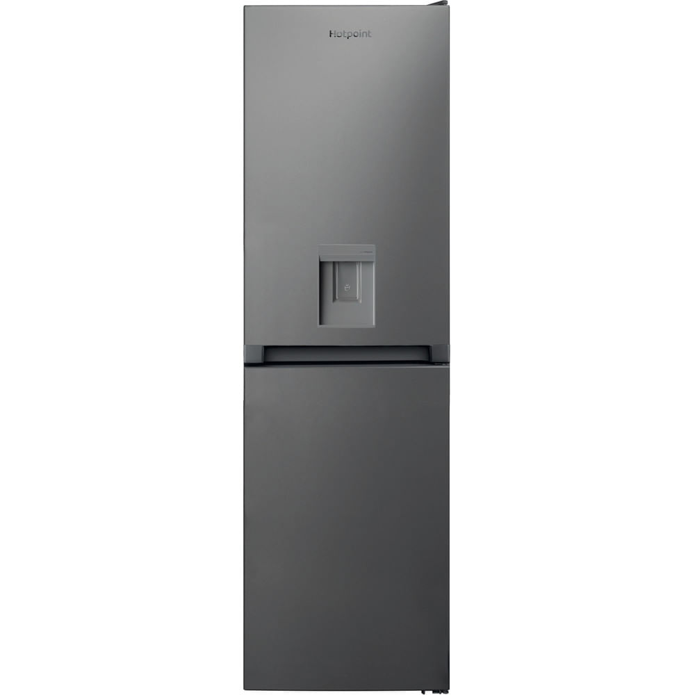 Hotpoint Freestanding fridge freezer HBNF 55181 S AQUA UK : discover the specifications of our home appliances and bring the innovation into your house and family.
