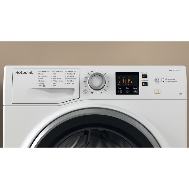 Hotpoint-Washing-machine-Free-standing-NSWE-963C-WS-UK-White-Front-loader-A----Lifestyle_Control_Panel