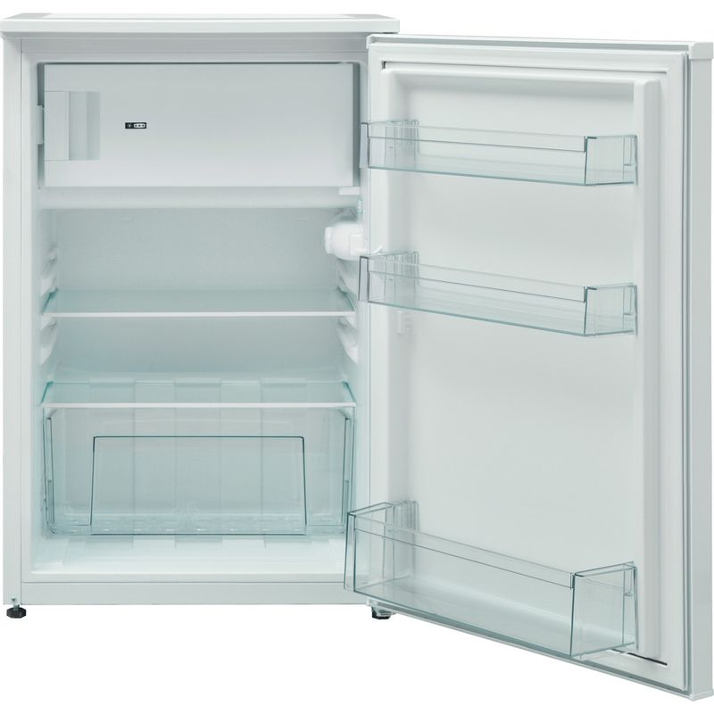 Hotpoint-Refrigerator-Free-standing-H55VM-1110-W-UK-White-Frontal-open