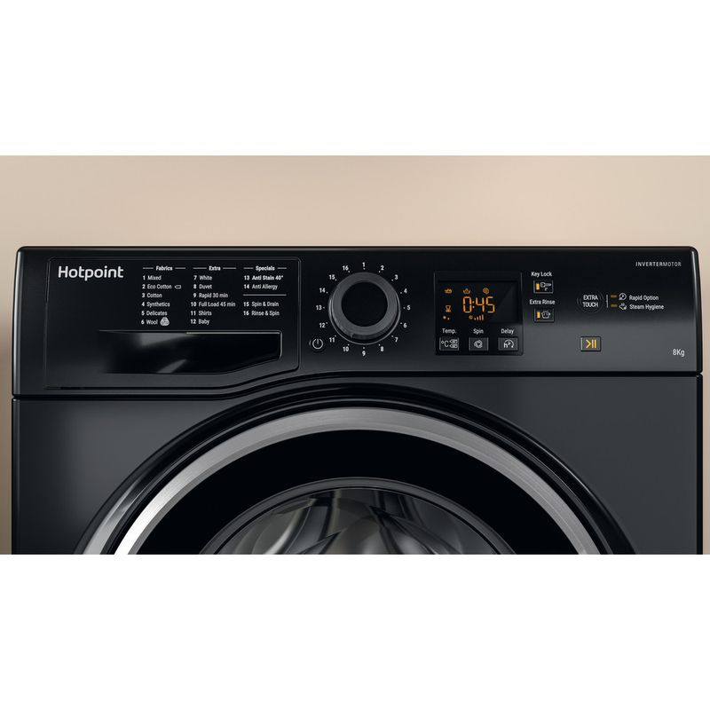 Hotpoint-Washing-machine-Free-standing-NSWM-863C-BS-UK-Black-Front-loader-A----Lifestyle_Control_Panel