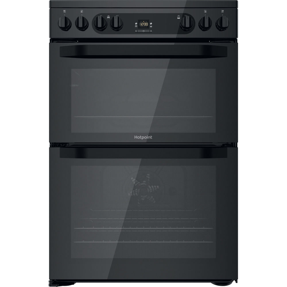 Hotpoint Double Cooker HDM67V92HCB/UK : discover the specifications of our home appliances and bring the innovation into your house and family.