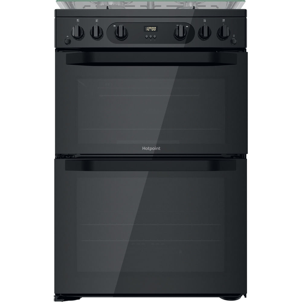 Hotpoint Double Cooker HDM67G0CCB/UK : discover the specifications of our home appliances and bring the innovation into your house and family.