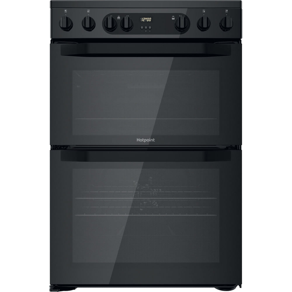 Hotpoint Double Cooker HDM67V9CMB/UK : discover the specifications of our home appliances and bring the innovation into your house and family.
