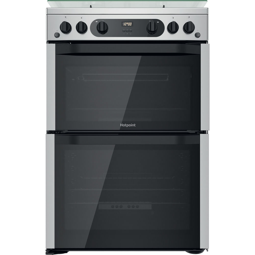 Hotpoint Double Cooker HDM67G0CCX/UK : discover the specifications of our home appliances and bring the innovation into your house and family.